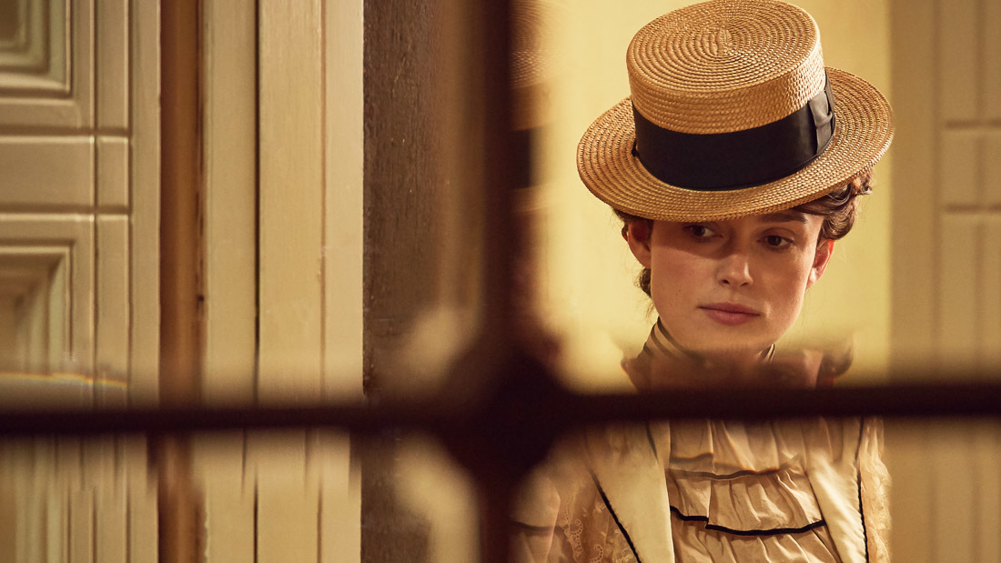 Colette, movie review, Lucas Mirabella