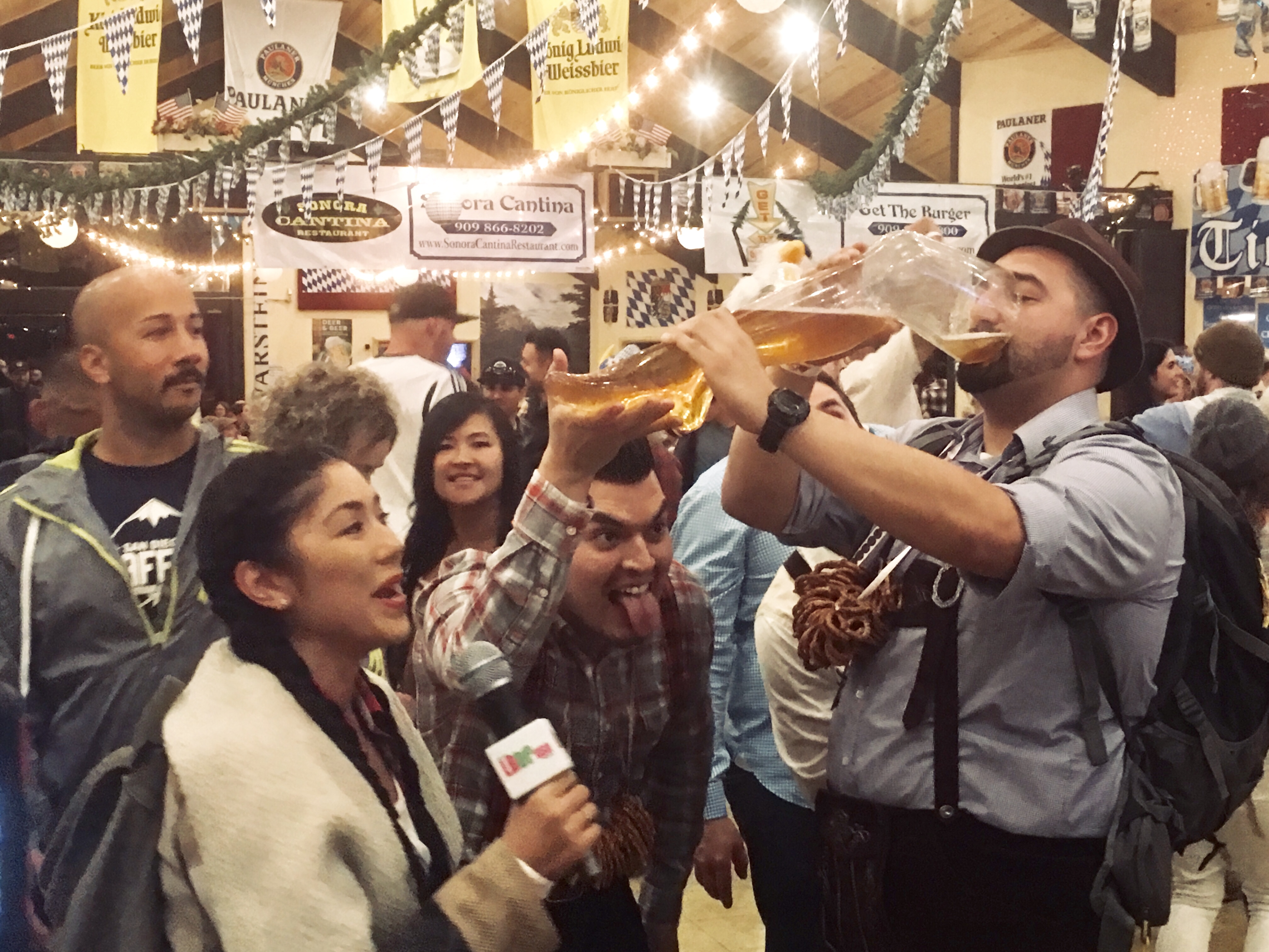 Big Bear Oktoberfest, Pamela Price, LATF USA