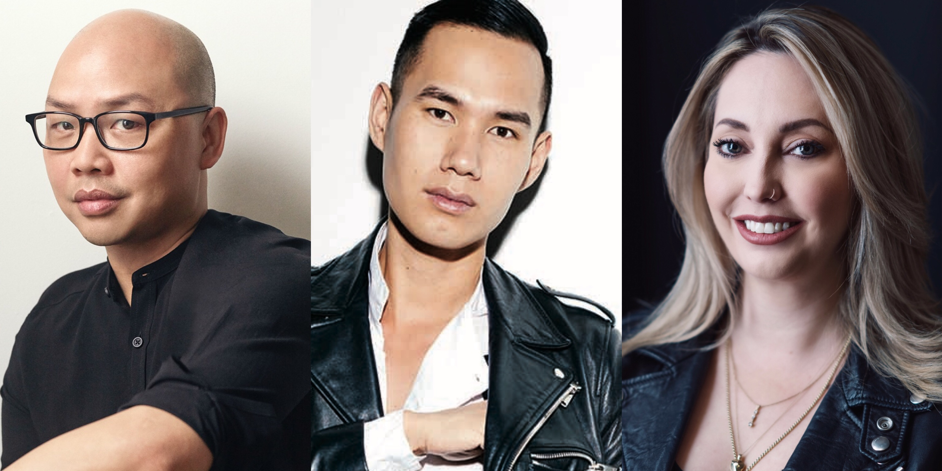 Daniel martin, patrick ta, Sarah Tanno, hollywood beauty awards