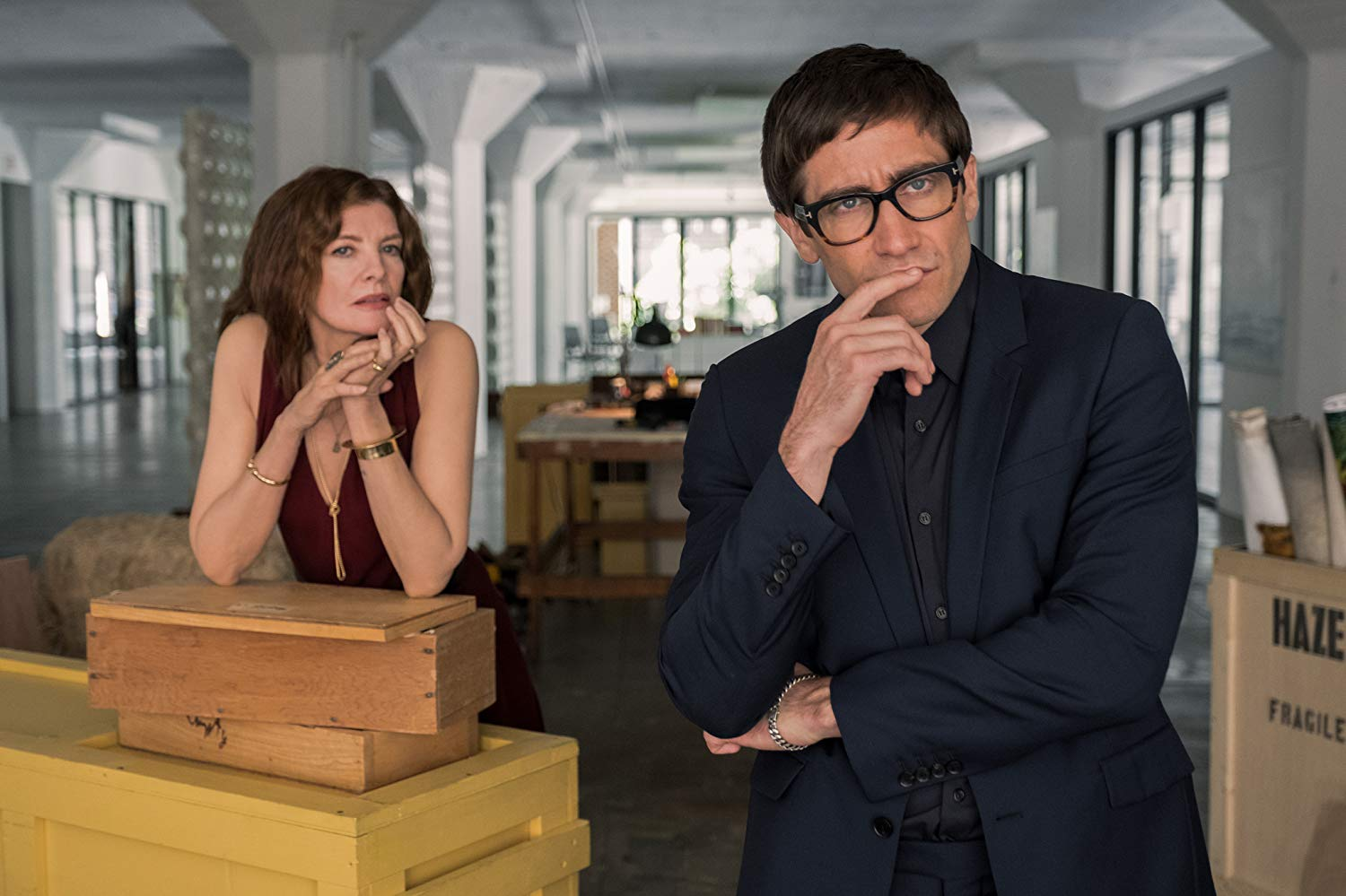 Velvet Buzzsaw, film reviews, Lucas Mirabella