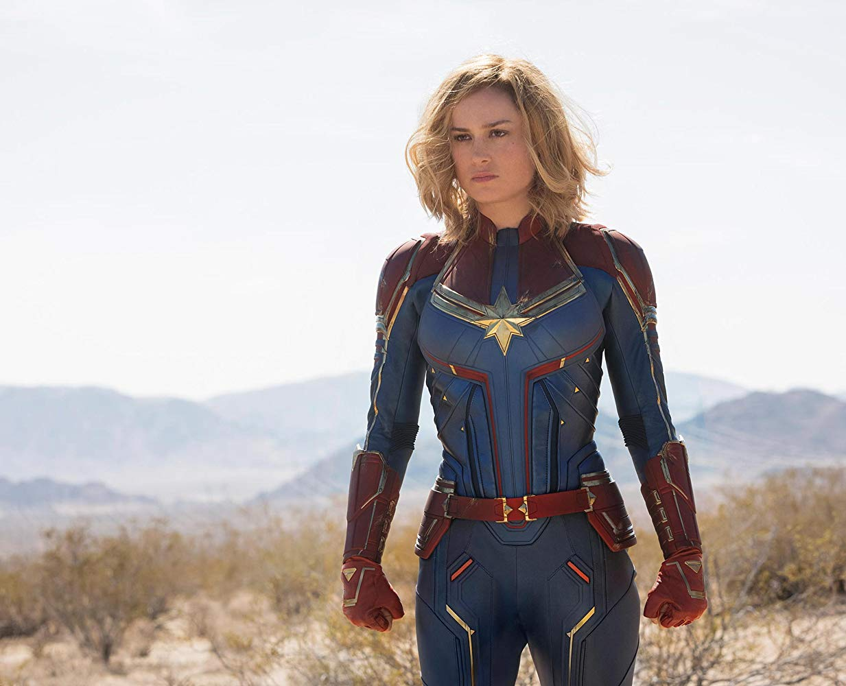 Captain Marvel, movie review, Lucas Mirabella