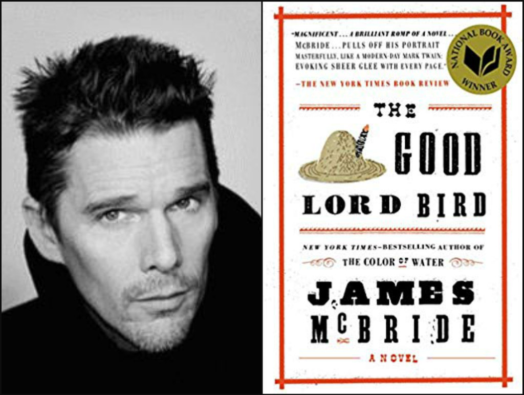 Ethan Hawke, showtime, the good lord bird