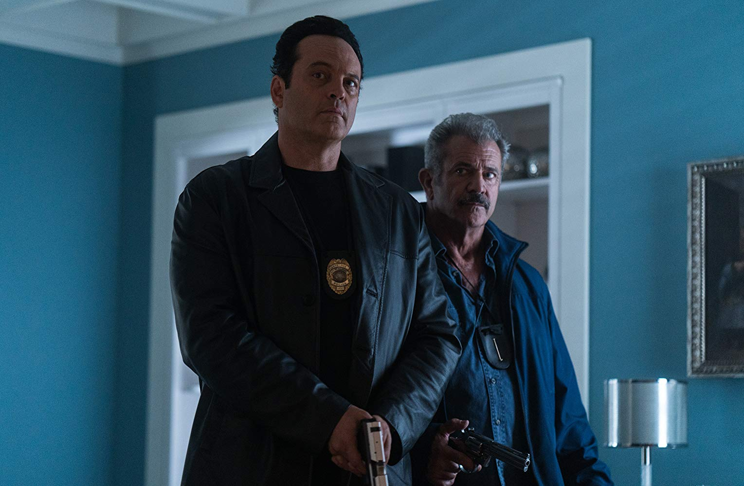 Dragged Across Concrete, film review, Lucas Mirabella