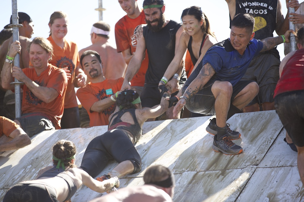 pamela price, Jordan Bielsky, tough mudder