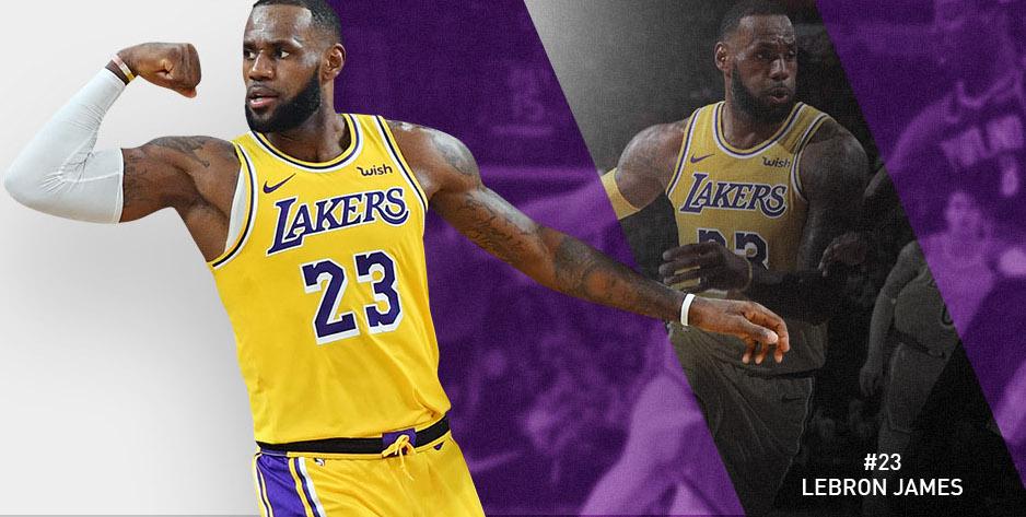 best website b30c0 01373 LeBron James Tops NBA's Most Popular Jersey List   LATF USA