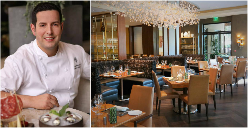 four seasons, culina, chef luca moriconi