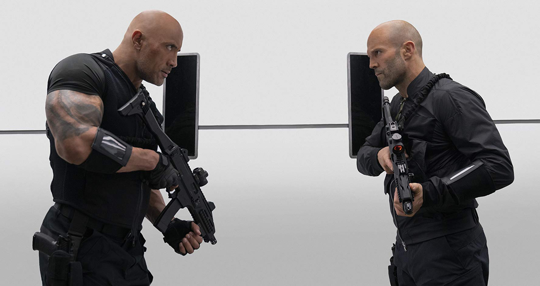 Hobbs & Shaw, movie review, Lucas Mirabella