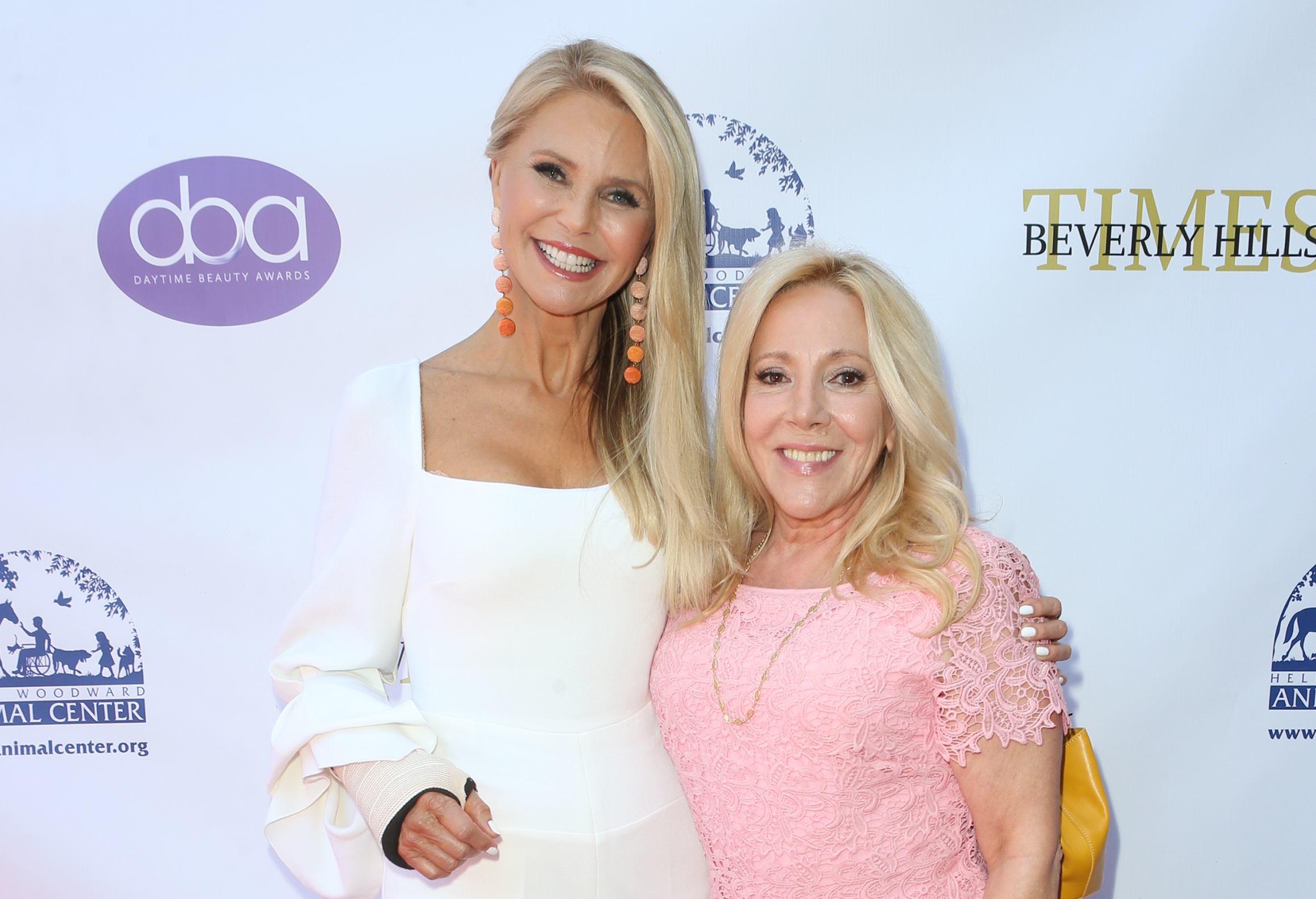 Christie Brinkley, Michele Elyzabeth, Daytime Beauty Awards