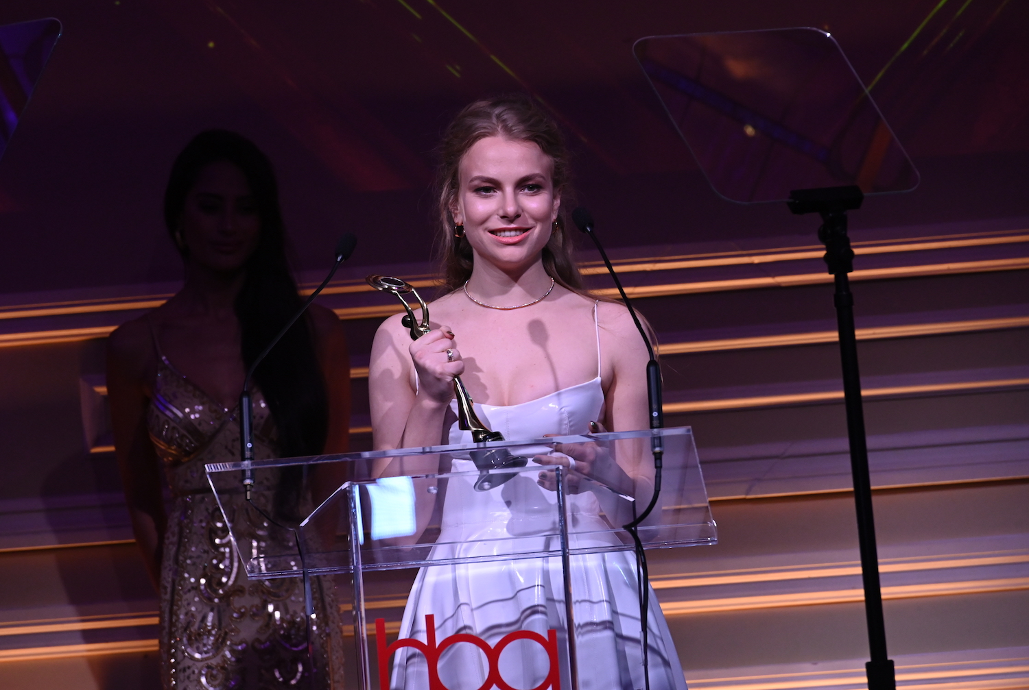 danielle lauder, estee lauder, act IV, hollywood beauty awards