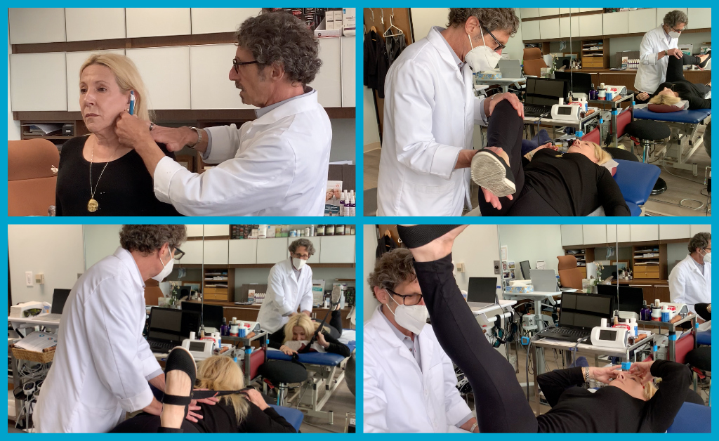 Dr Jeffrey Tucker, médecine du sport, chiropraticien