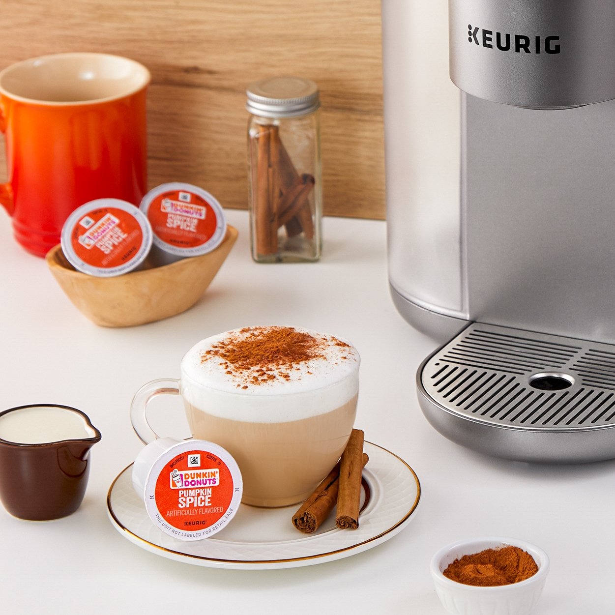 National Coffee Day: Fall Flavors From Dunkin', Nespresso ...