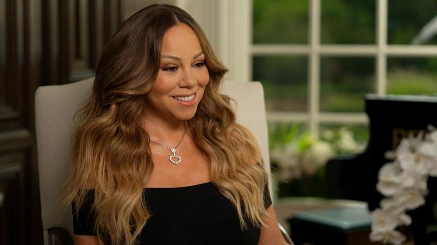 Mariah Carey, cbs sunday morning