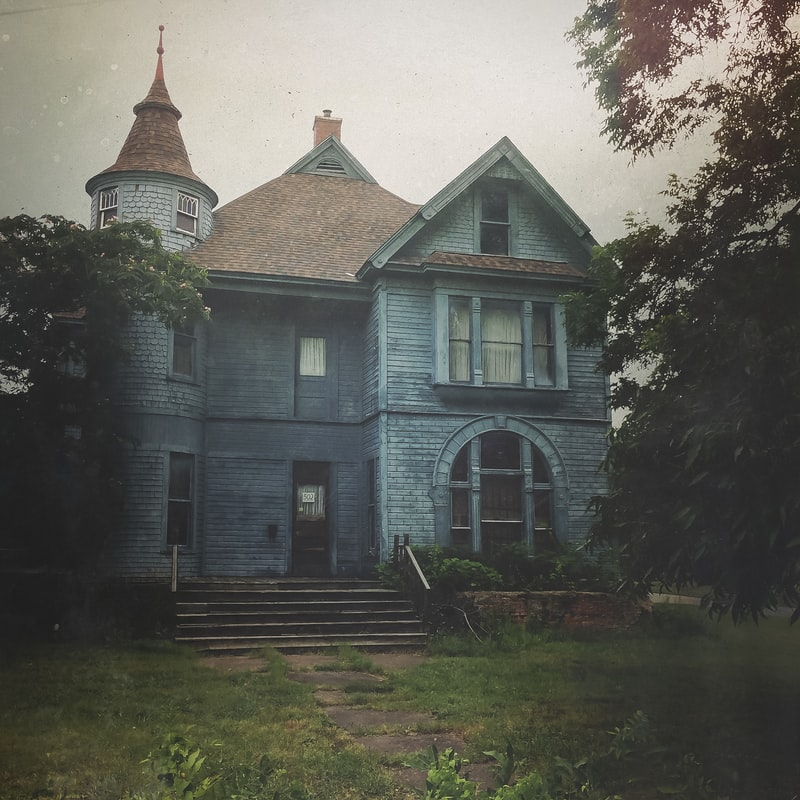 california, haunted house