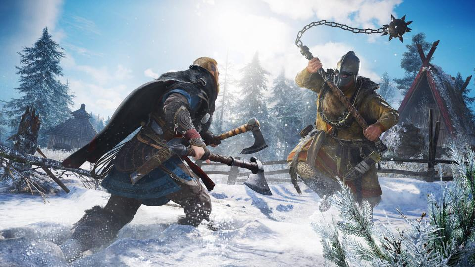 Assassin S Creed Valhalla Is The Next In The Franchise Latf Usa