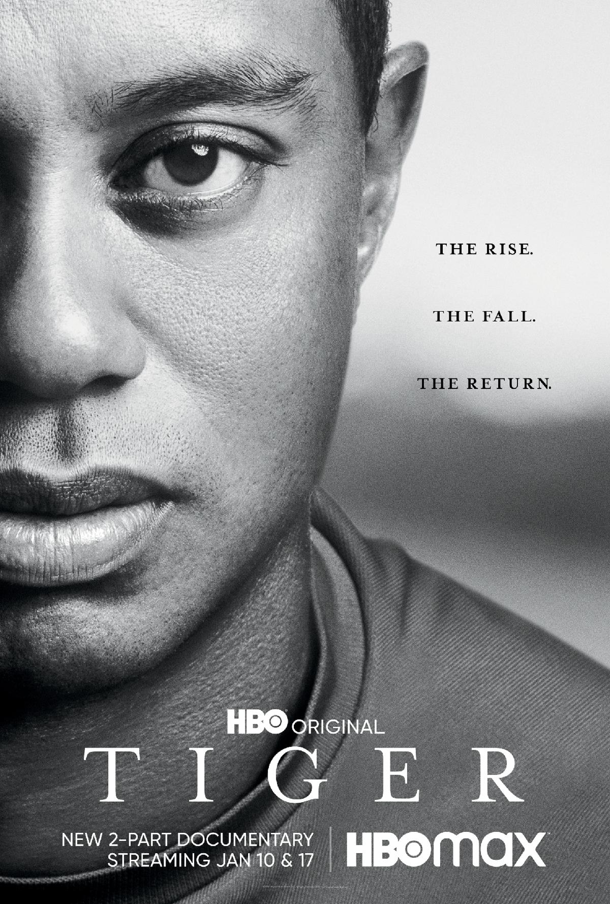 tiger woods, documentary, hbo