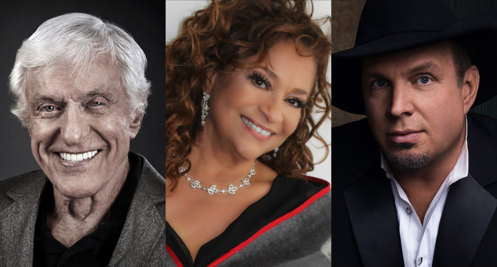 kennedy center honors, debbie allen, dick van dyke, garth brooks