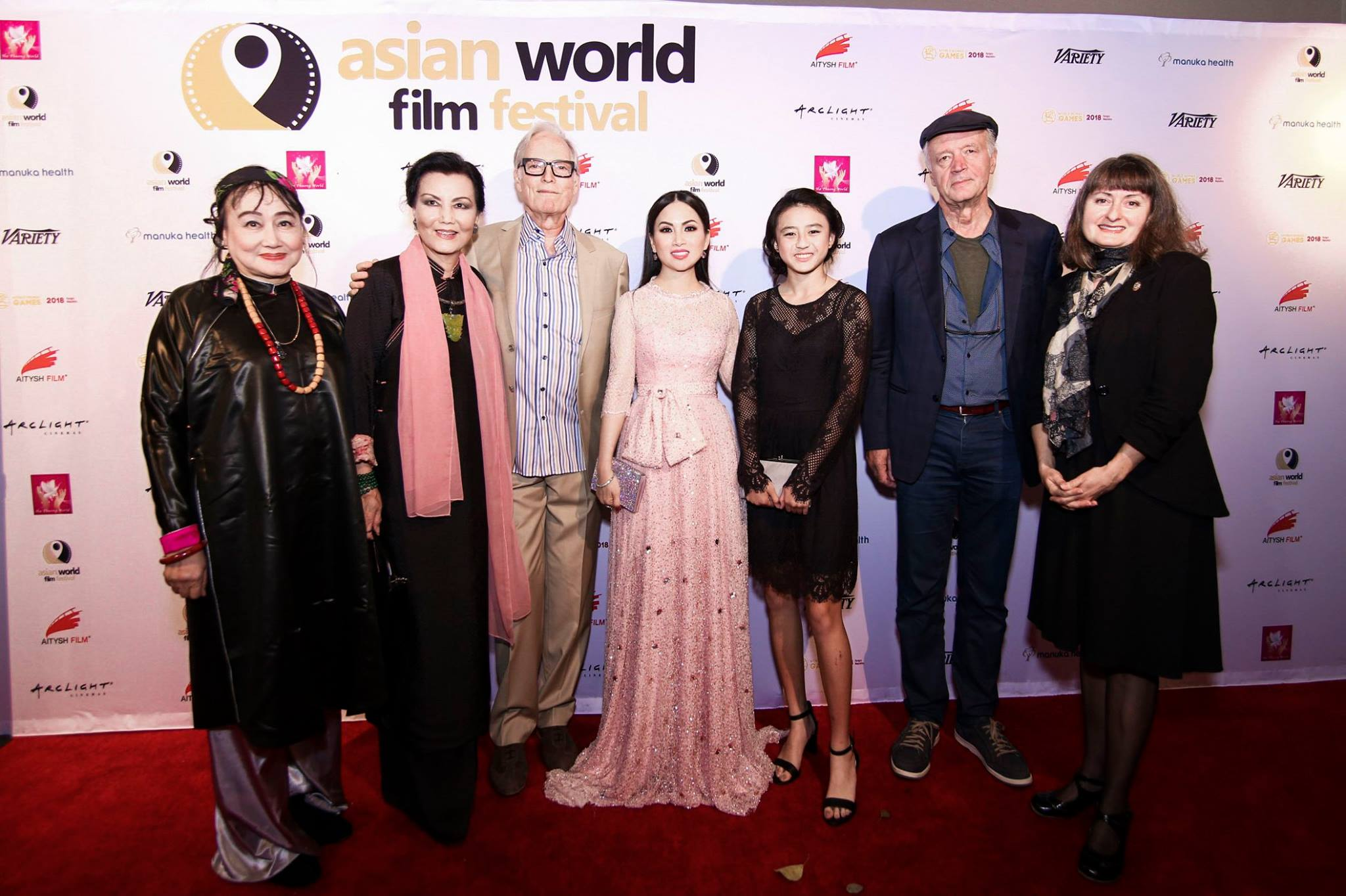 The 6th ANNUAL ASIAN WORLD FILM FESTIVAL (AWFF)