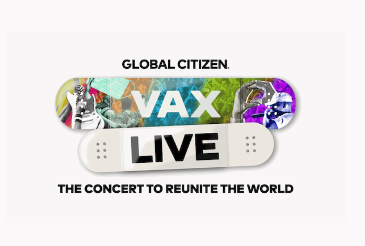 VAX LIVE: The Concert to Reunite the World,